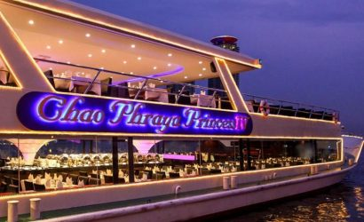 Chao Phraya River Cruise with Dinner - Ticket Only