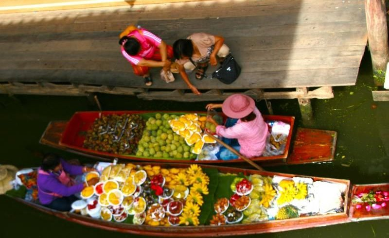 Damnoen Saduak Floating Market Day Trip From Bangkok