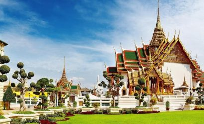 Day Tour to Bangkok Grand Palace, Emerald Buddha and Gems Gallery