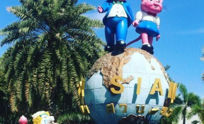 Siam Park City Bangkok with Shared Transfer