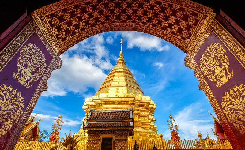 6-Day Bangkok and Chiang Mai Tour with Flights
