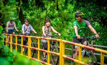 Bike Bangkok's Hidden Oasis