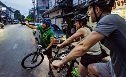 Bangkok Food Adventures by Bike