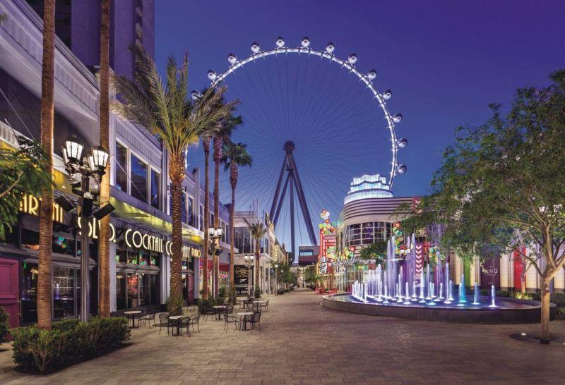 Las Vegas High Roller Ticket