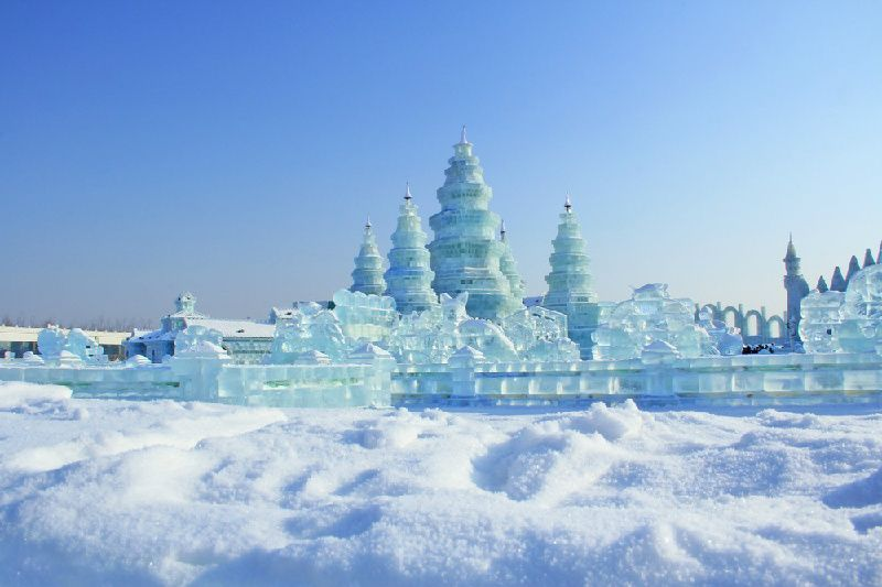 4-Day Harbin Snow & Ice Festival Holiday Package W/ Yabuli Ski Resort Package