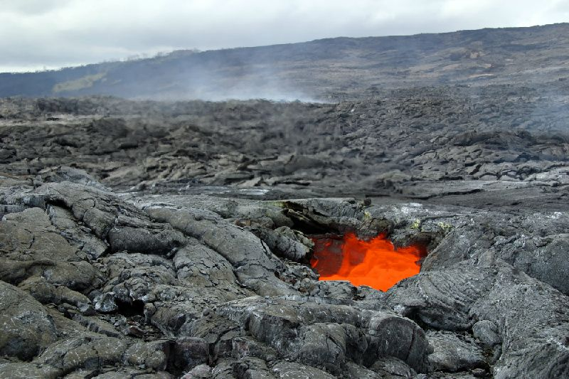 1-Day Hilo: Circle of Fire by Helicopter & Hilo Volcano Land Tour Combo