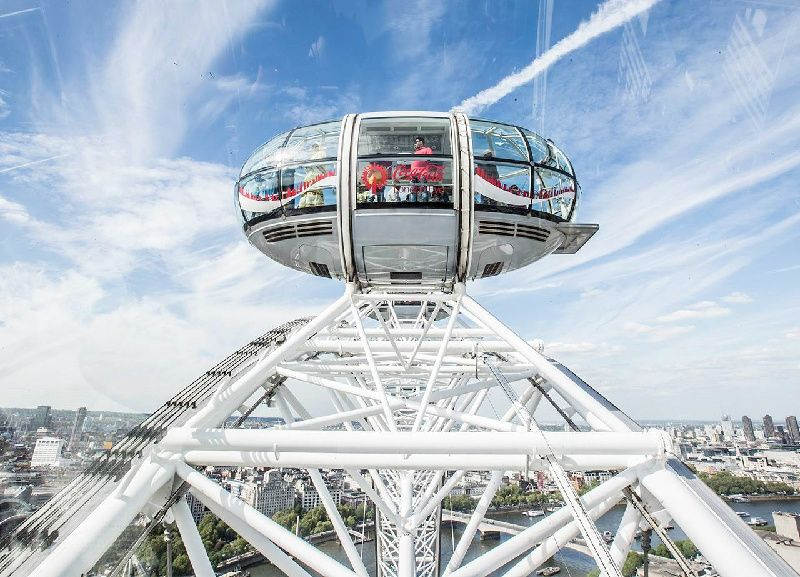 London Eye VIP Experience: Professional Guide / Priority Access / Reserved Pod