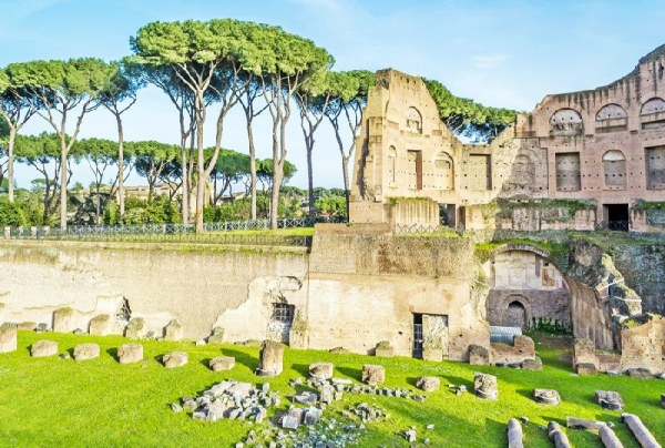 3-Hour Colosseum Tour with Roman Forum and Palatine Hill