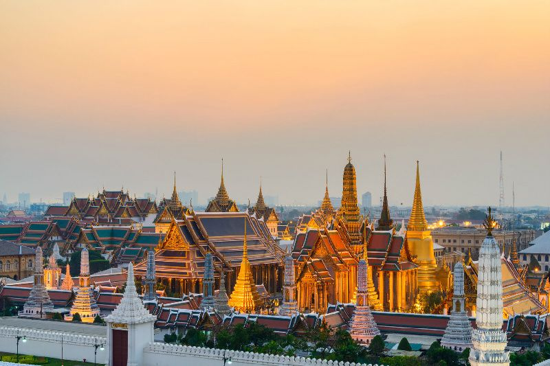 Bangkok Canal & Grand Palace Tour