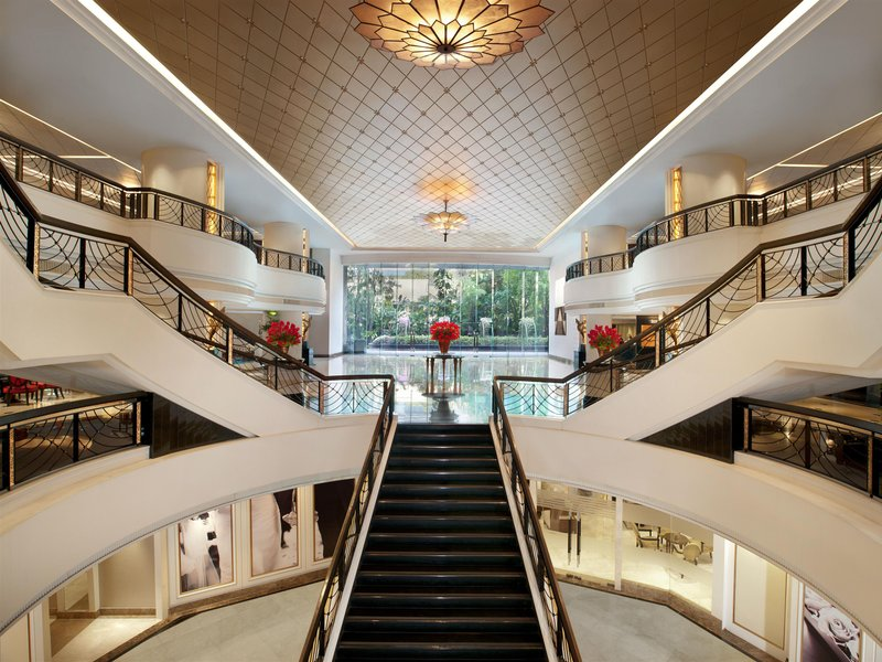 The Athenee Hotel, a Luxury Collection