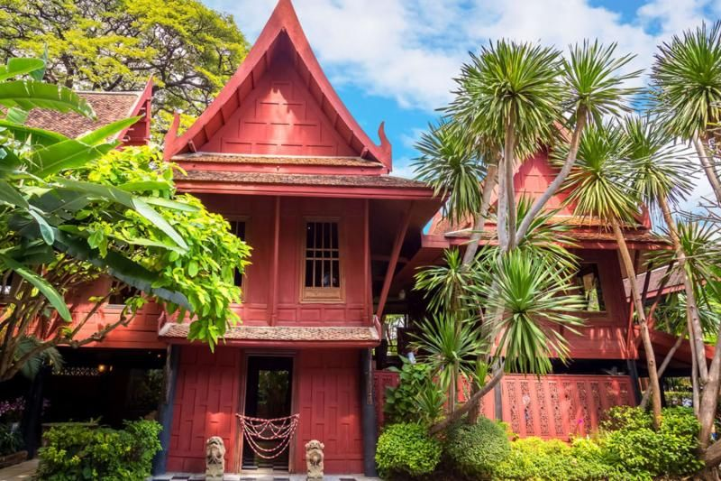 Half-Day Private Tour to Jim Thompson House