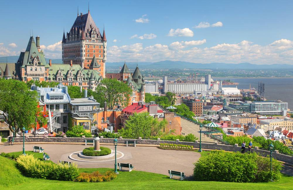 In-depth Quebec Tour from Montreal