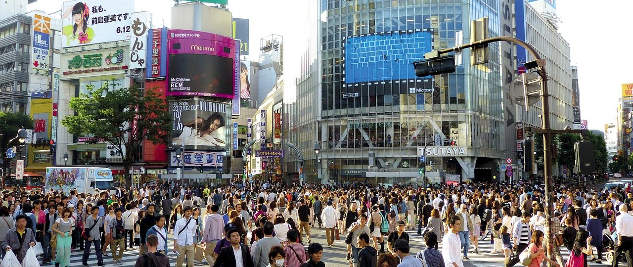 Tokyo: vast metropolis with ancient temples and high tech venues