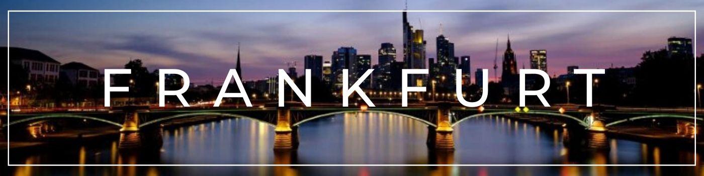 Destination Frankfurt