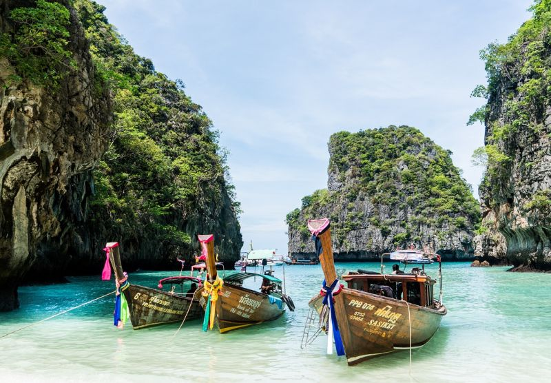 7 places to visit in 2021 - Thailand