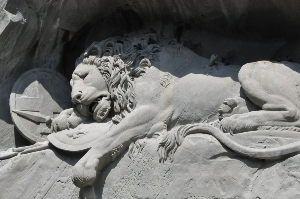 Lucerne Travel Guide - Lion Monument