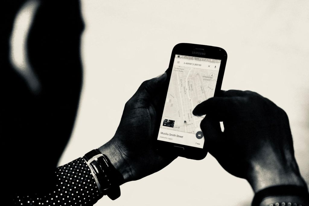 Think Twice Before Sharing Your Location